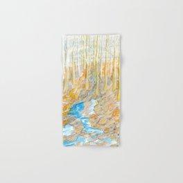 Eno River #28 Hand & Bath Towel