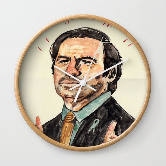 saul! Wall Clock