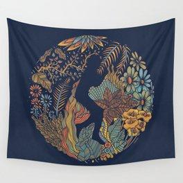 b e Wall Tapestry