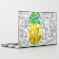 himym Laptop & iPad Skins featuring Pineapple! by tracingtrace
