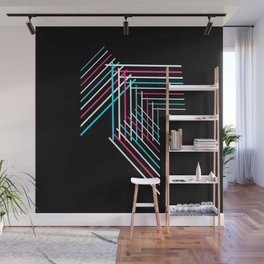 Transcend Patchwork Wall Mural