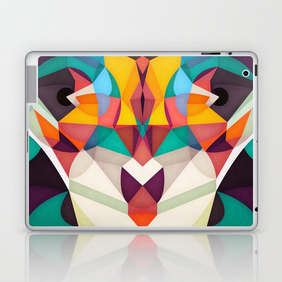 Not Right but Bright Laptop & iPad Skin