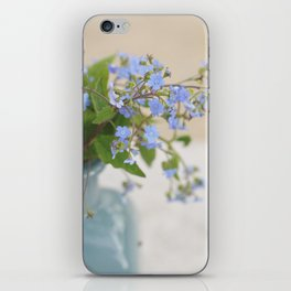 Will you remember me? iPhone Skin