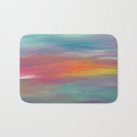 Opal Landscape Bath Mat