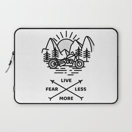 Live More Laptop Sleeve