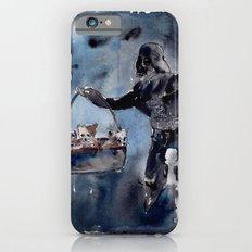Cat Dad Vader 2 iPhone 6s Slim Case