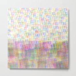 Abstract Squares #2  Metal Print