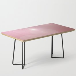 Pinkish Pastel Coffee Table