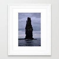 doom Framed Art Prints featuring Doom by MemoryLapsePhotography