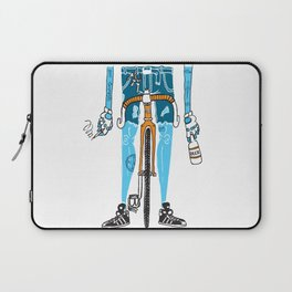 Modern Cyclist #2 Laptop Sleeve