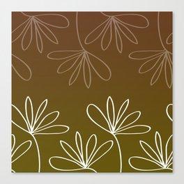 Floralis Canvas Print