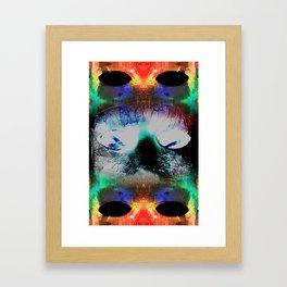 The Horror Framed Art Print