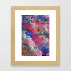 See What Happens Framed Art Print