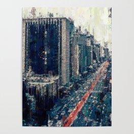Paulista Avenue Poster