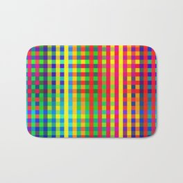 Bright Stripes 13 Bath Mat