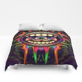 PSYCO EYEZ Comforters