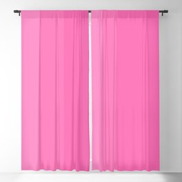 Pink Ombré Blackout Curtain