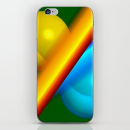 Two sides ... iPhone Skin