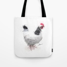 Light Sussex Hen Tote Bag