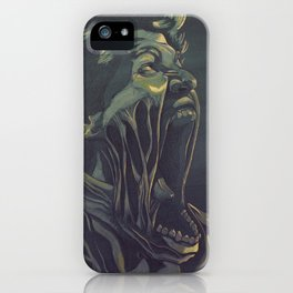 A Case Of The Mondays iPhone Case