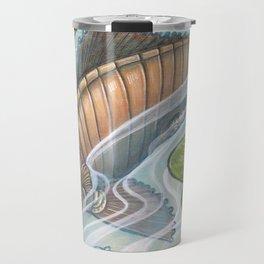 By Sea Travel Mug