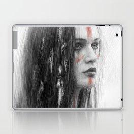 War Feathers Laptop & iPad Skin