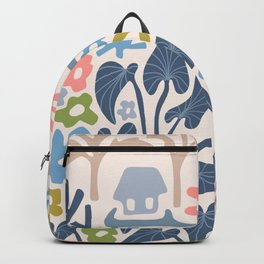 SNAKE IN THE GRASS-2 Backpack