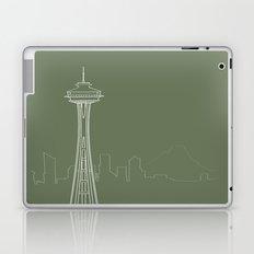 Seattle by Friztin Laptop & iPad Skin