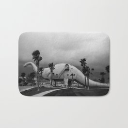 Dinosaur Park - Prehistoric California Badematte