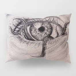 Octopus Eye Pillow Sham