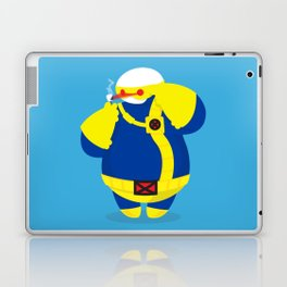 Cyclops x baymax (Cymax) Laptop & iPad Skin