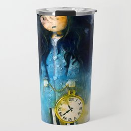 Time For Bed Travel Mug