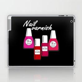 Nail Polish 5 Laptop & iPad Skin