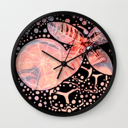 Mojizone 1 Wall Clock