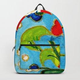 Genie Enamel Backpack
