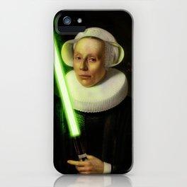 Ye Olde Glowstick VII  iPhone Case
