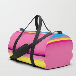 I'm Graphic Designer ! CMYK Print Color Palette Chart Duffle Bag