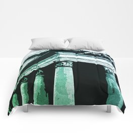 The Roman Pantheon Comforters