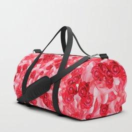 Roses & Lace II Duffle Bag