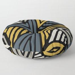 Zendoodle I Floor Pillow