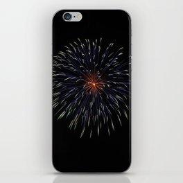Firework 1 iPhone Skin