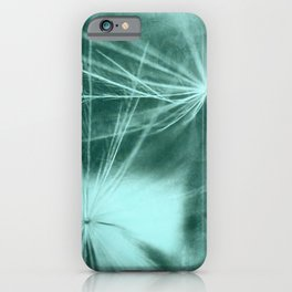Dandelion Art 3 iPhone Case