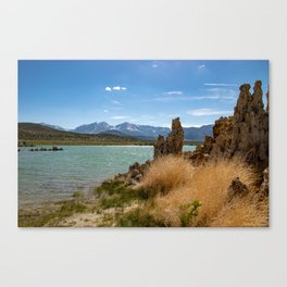 Mono Lake California - II Canvas Print