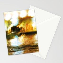 City Lights: Venice – Canal Grande – San Simeone Piccolo # 254 Stationery Cards