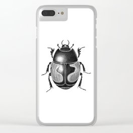 Beetle 10 Clear iPhone Case