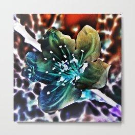 Surreal Cherry Blossom Metal Print
