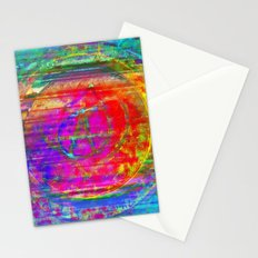 obtainable only through a balance of push and hold Stationery Cards