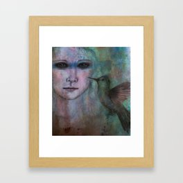 A Spirit of Youth Framed Art Print