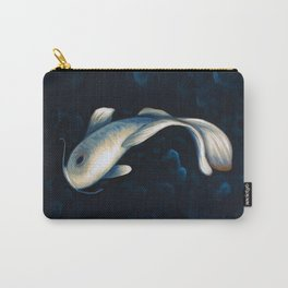 Blanquito (Koi) Carry-All Pouch