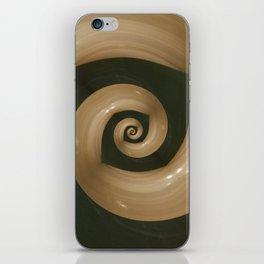 The Swirl iPhone Skin